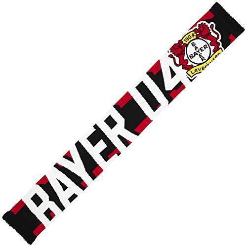 Bayer 04 Leverkusen Rot Schwarz Fanschal Schal (one s, multi)