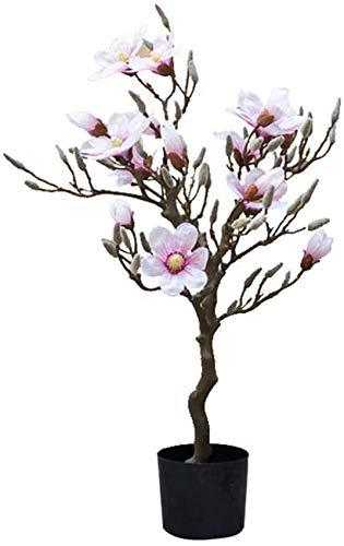 HCYY Árboles Artificiales Árbol Artificial Árbol de Magnolia Grande Decoración del hogar Planta Verde Artificial Decoración de bonsáis Árbol Artificial Plantas Artificiales Adorno Decorativo para