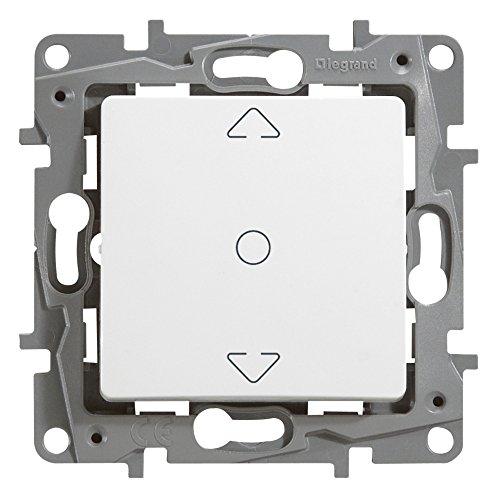 Legrand - 664711 interruptor persiana 3 pos. blanco niloe Ref. 6560801030