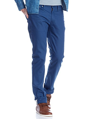 Levi's 511 Slim Slim Slim Pantalon pour Homme - Bleu - W44