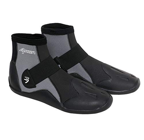 ASCAN Jump - Botas de Neopreno para Surf de 3 mm Escarpines Disponibles en Todas las Tallas Nuevo - 42