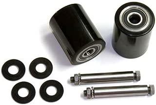 GPS Load Wheel Kit for Manual Pallet Jack, Fits Lift-Rite (Big Joe), Model # L-50