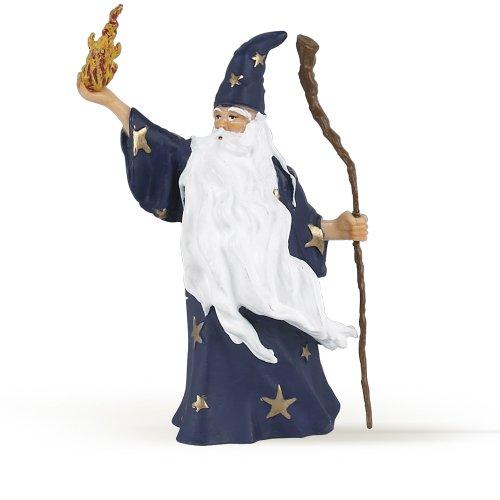 Papo - 39005 - Figurine - Merlin L'Enchanteur