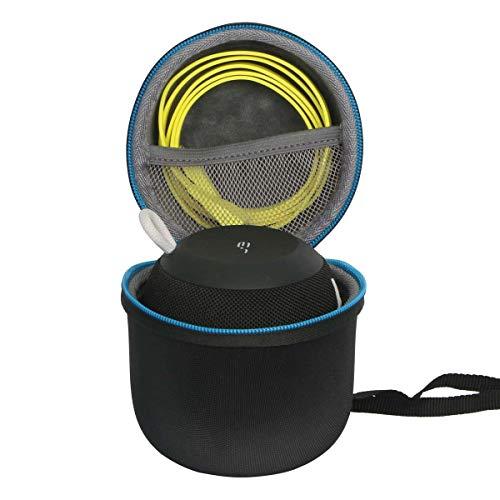 Para Ultimate Ears WONDERBOOM Bluetooth Altavoz Organizador de la caja del bolso del caso duro del viaje por Martstroe