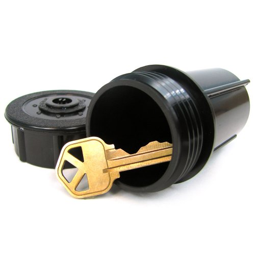 Trademark Home Collection Hide a Key Sprinkler Head  $7.50 at Amazon