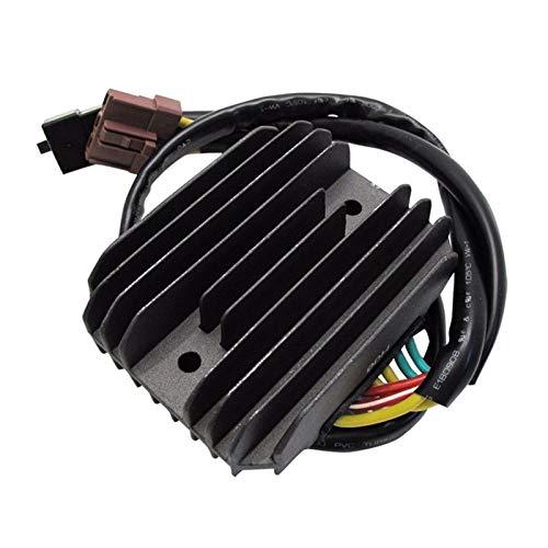 Huhu Regulador de Voltaje rectificador Ajuste para Piaggio Beverly 250 400 500