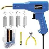Kit de réparation de soudure en plastique Uolor, outils de soudeur pour pare-chocs de voiture, tableau de bord, kayak,...