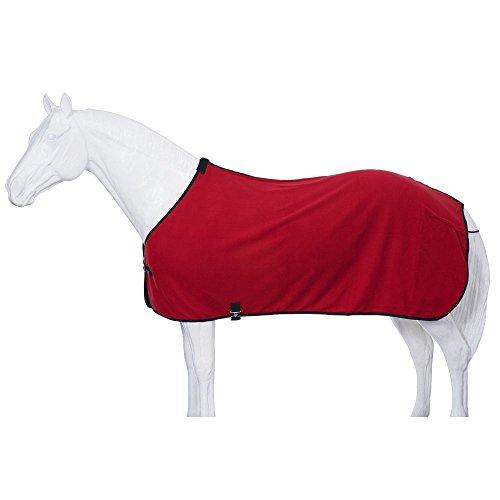 Tough 1 Soft Fleece Blanket Liner/Sheet, Red, Large