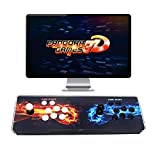 3D+ Pandora Games Arcade Game Console - 8000 Games Installed, WiFi Function to Add More Games, Support 3D Games, Search/Save/Hide/Pause Games, 1280x720 Full HD, Favorite List, 4 Players Online Game