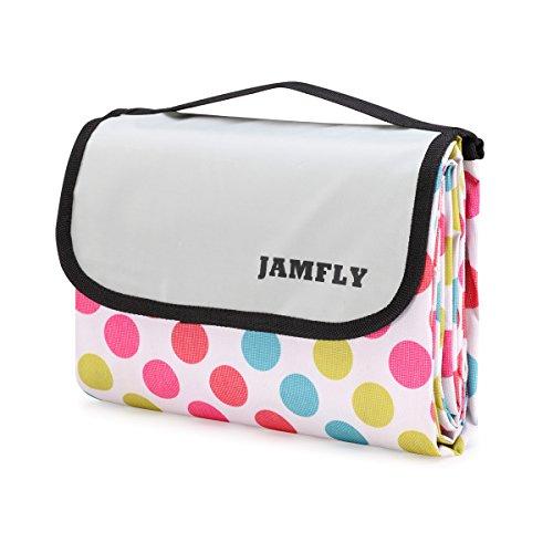 JAMFLY Picnic Blanket