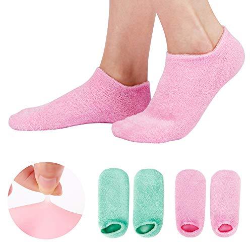 Codream Moisturizing Gel Socks - Gel Spa Socks For Repairing and Softening Dry Cracked Feet Skins...