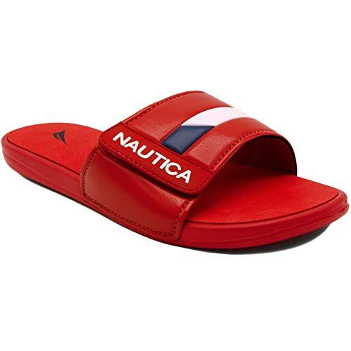Nautica Mens Bower Slide Sandal