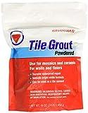 Savogran 12841 Tile Grout, 1 lb, White