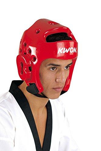 KWON Kopfschutz PU S rot