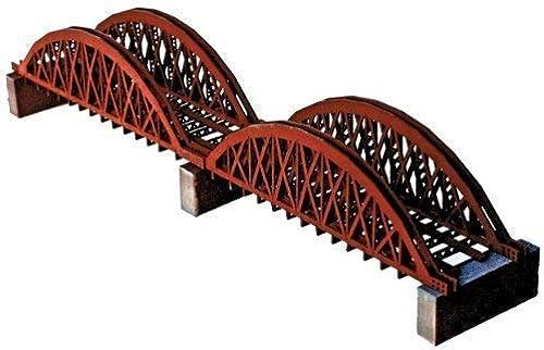 Northeastern Scale Models Spur Ho -- Bausatz Brücke Eingleisig