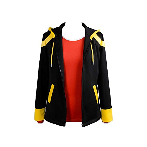 Jeylu Mystic Messenger 707 Extreme Saeyoung Luciel Choi 7 Outfit Cosplay Kostüm Gr. Large, Kostüm