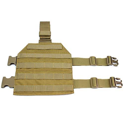 Gaoominy 1000D Molle Fallen Bein Platt Form für Platt Form mit Schnell Verschluss