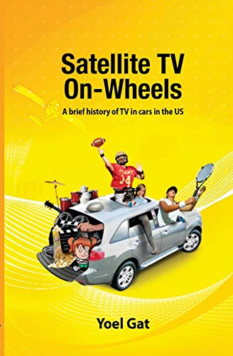 Satellite Tv On Wheels: A brief history of TV in cars in the US