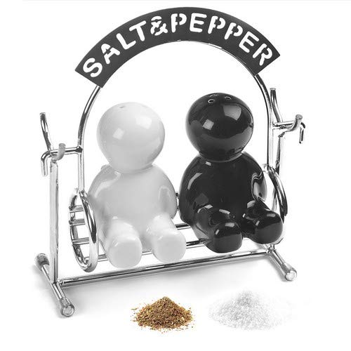 balvi Salz- und Pfefferstreuer Hollywoodschaukel, 25006