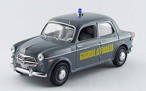 Rio RI4439 Fiat 1100/103 Guardia di FINANZA 1956 1:43 MODELLINO Die Cast Model Compatibile con