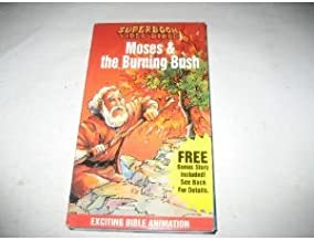 Best Moses & the Burning Bush: Superbook Video Bible Vol. 22 Review