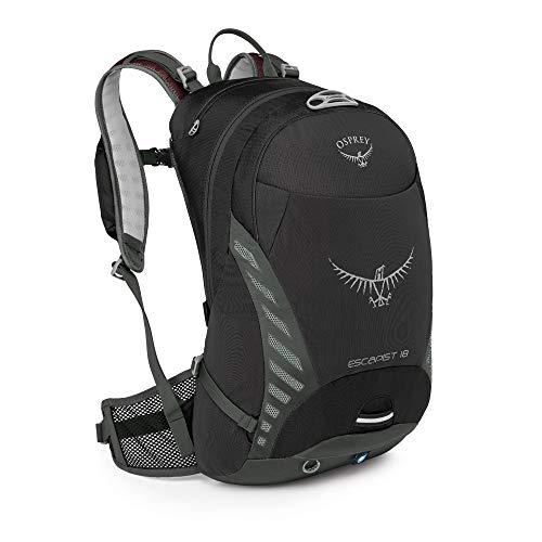 Osprey Escapist 18 Multisport-Rucksack für Männer -Sport Pack - Black (M/L)
