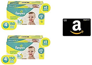 Diapers Size 150 Count Disposable