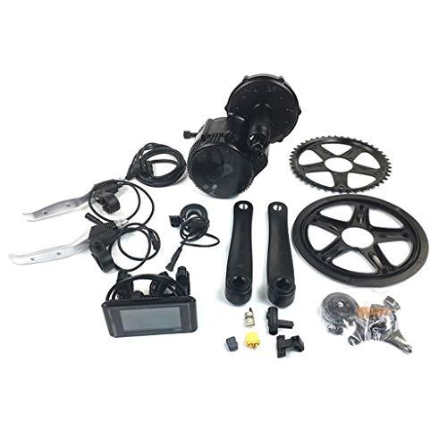 WBS-TIES36V/48V 350W Mid Drive Motor Electric Bike Conversion Kit C961 Display Electric Bicycle Conversion kit,48T-48V350W