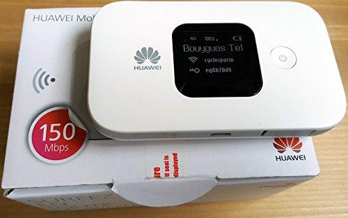 Huawei Technology Ltd - Huawei E5577Cs-321 - 3000mAh CAT 4 - weiß