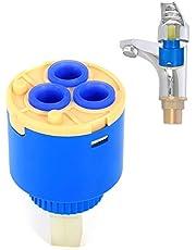 35/40mm Keramische Cartridge Kraan Vervanging Water Mengkraan Innerlijke Controle Kraan Valve