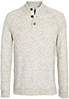 Rails Men's Buckley Mockneck Sweater