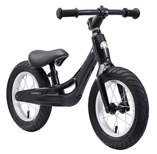 BIKESTAR Kinderfiets (lichtgewicht) van magnesium zonder pedalen voor jongens en meisjes | Loopfiets 12 inch van 3 jaar | 12