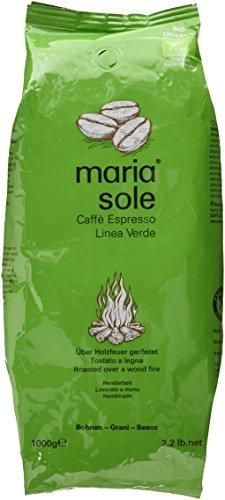 MariaSole 100% Bio Espresso Bohnen (1kg)