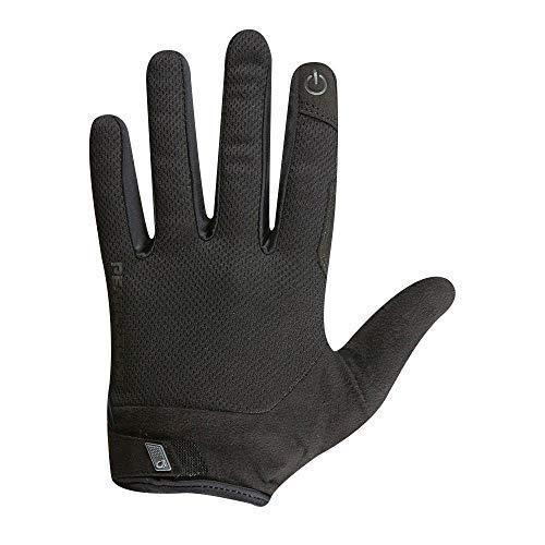PEARL IZUMI Attack Vollfinger-Handschuhe Black Handschuhgröße XXL | 11 2021 Fahrradhandschuhe