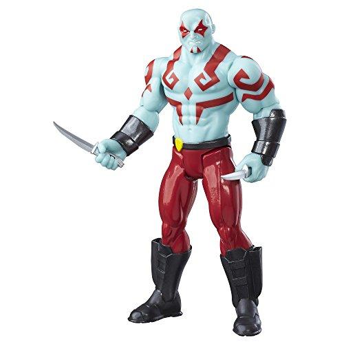 Hasbro Marvel Guardianes de la Galaxia 6 Pulgadas Drax