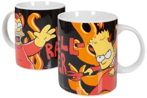 United Labels 116522 - Tasse Simpsons