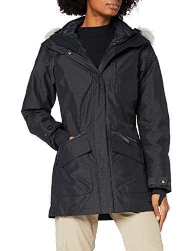 Columbia Chaqueta impermeable para mujer, Carson Pass IC Jacket,...