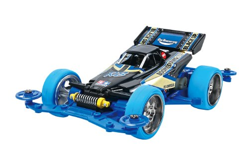 Mini 4WD Limited Edition - Boomerang RS Black Special (VS Chassis)