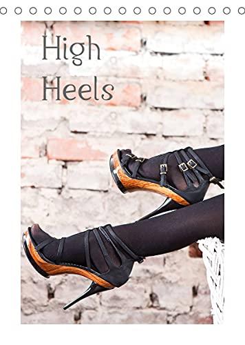 High Heels (Tischkalender 2022 DIN A5 hoch)