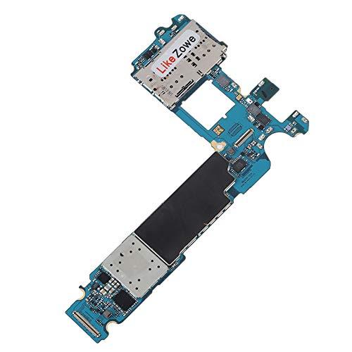 fasient Placa Base de Repuesto para teléfono móvil, Placa Base de 32GB para Samsung Galaxy S7 Edge G935F, Desbloqueado