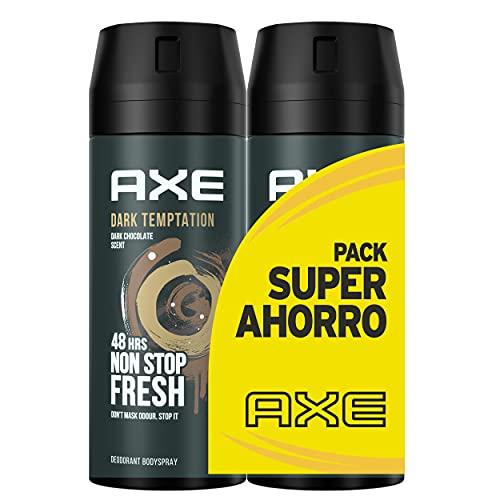 Axe Axe Duplo Ahorro Dark Tempation - Desodorante 2 X 150 Ml 260 g