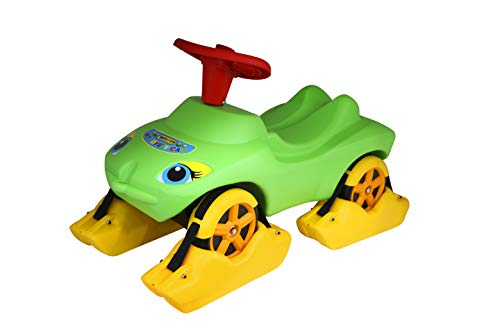 Wader My Lovely Car Action Racer Ride-On met wieltjes (groen)