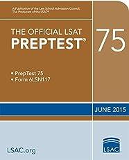 The Official LSAT PrepTest 75 (Official LSAT PrepTests)