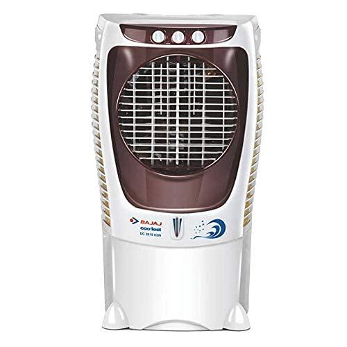 Bajaj DC2015 43-litres Desert Room Air Cooler (White) - for Large Room