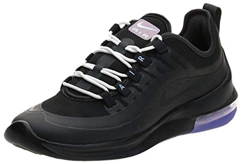 Nike Herren Air Max Axis Premium Laufschuhe, Schwarz (Black/Black/Anthracite/Space Purple 004), 44 EU