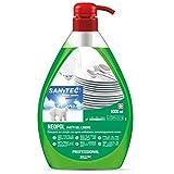 Sanitec Neopol Piatti Gel, Detersivo Liquido a Mano, Limone, 1000 ml