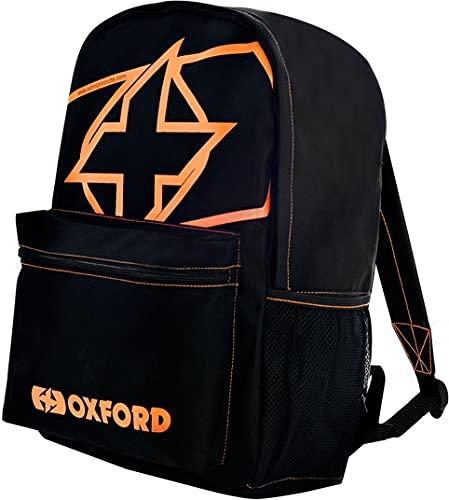 Oxford X-Rider essensial Motorrad Sitz 15 Litre Rucksack Tasche - Orange