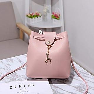 NIKO Bag For Girls,Light Pink - Shoulder Bags