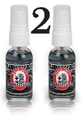 Blunteffect Blunt Effects 100% Concentrated Air Freshener Car/Home Oder Neutralizing Spray (2 Pack) [Pick Your Scent] (Black Onyx)