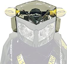 Ski-Doo 860200545 Low Windshield and Side Deflector Kit